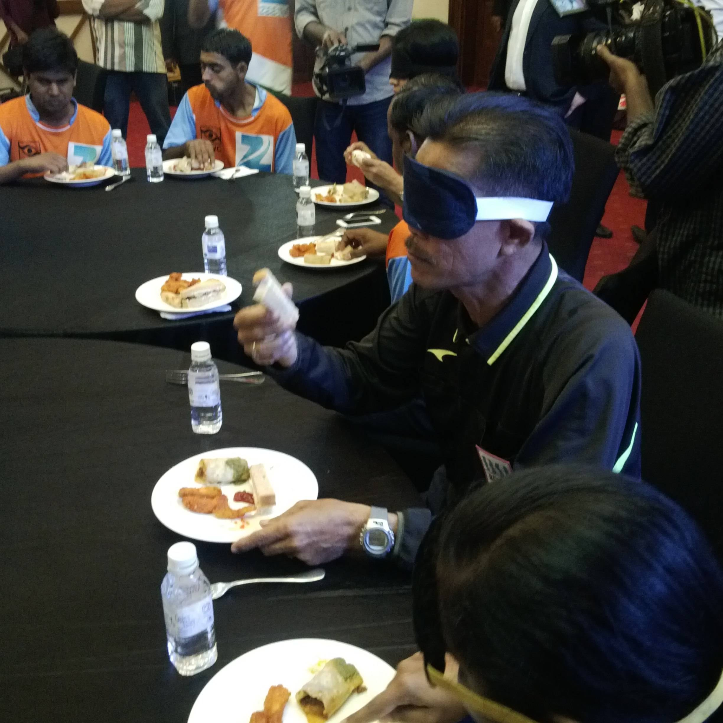lunch time team india