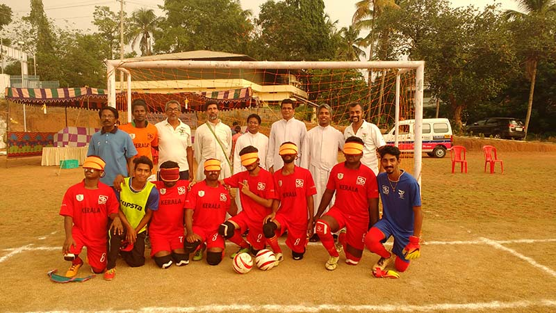 kerala team with orginizers